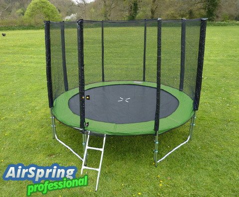 Airspring Professional 10ft trampoline package