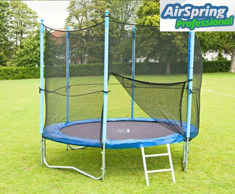 Airspring Professional 8ft trampoline package