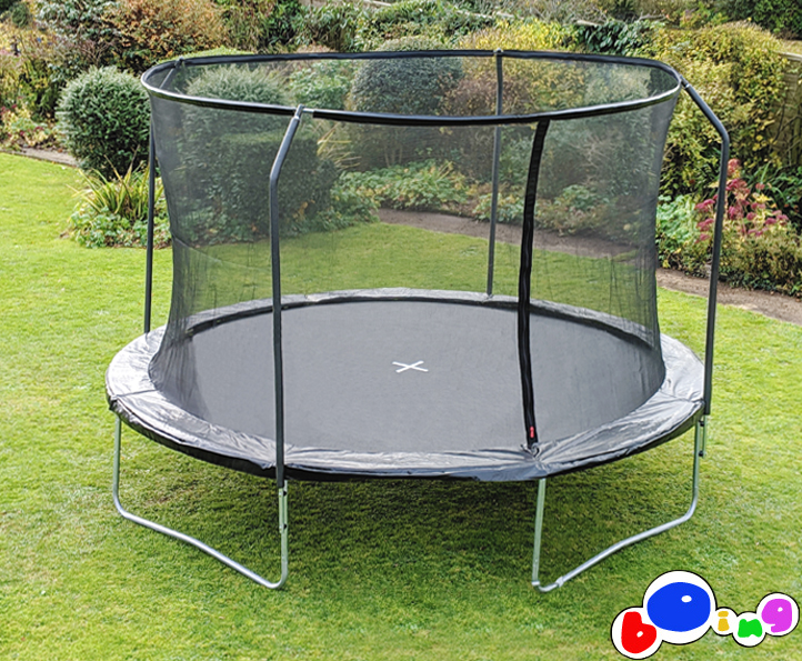 Boing 12ft trampoline package