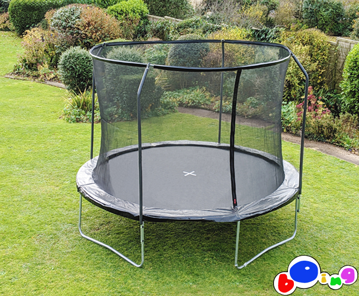 Boing 8ft trampoline package