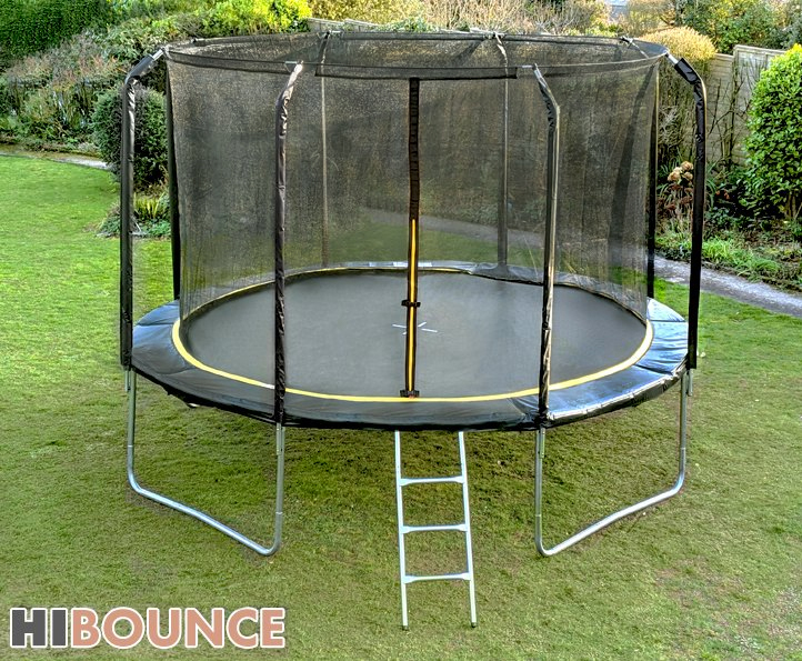 Hi-Bounce 12ft trampoline package