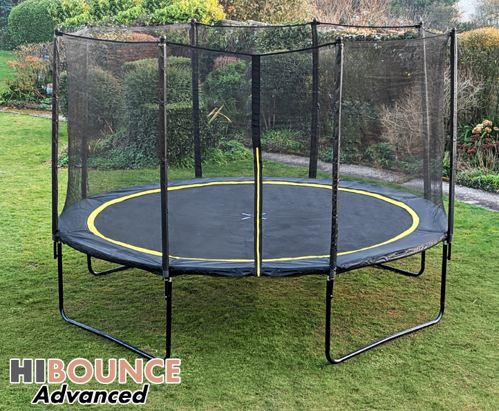 Hi-Bounce Advanced 14ft trampoline package