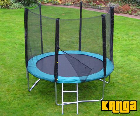 Kanga Advanced 6ft trampoline package