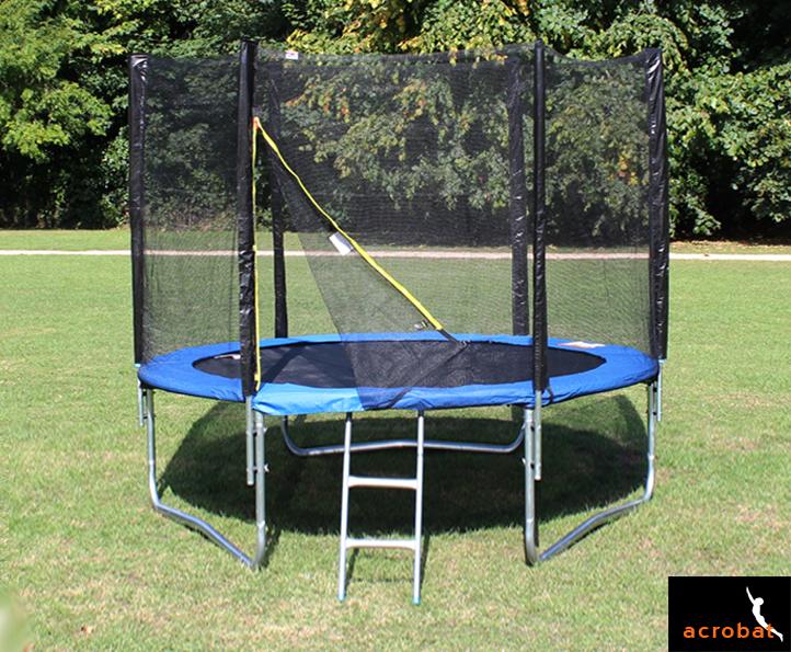 Acrobat Plus 10ft trampoline package
