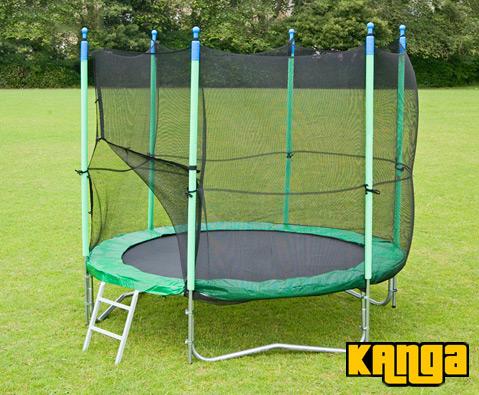 Kanga Classic 12ft trampoline package